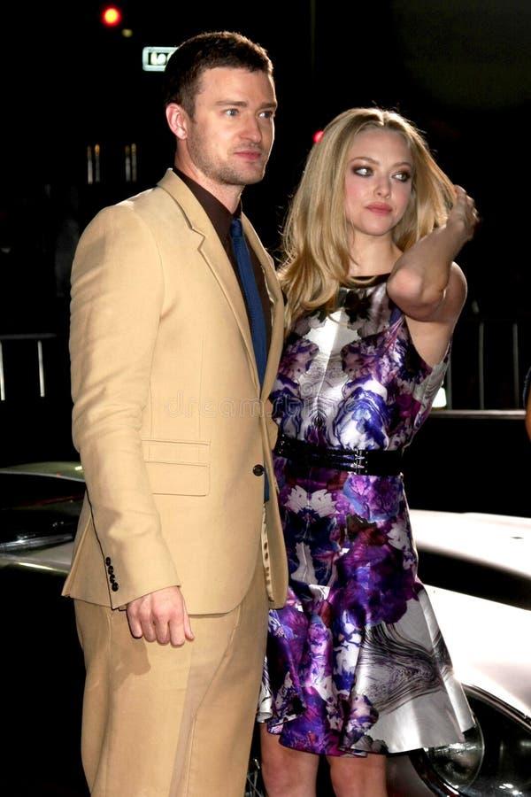 Amanda Seyfried, Justin Timberlake