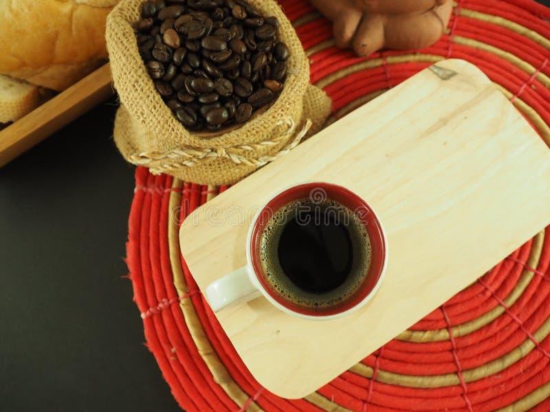 Amante del café express del café imagenes de archivo