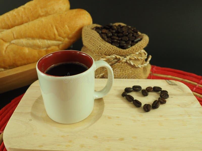 Amante del café express del café imagen de archivo libre de regalías