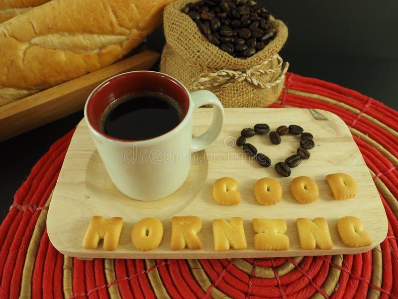 Amante del café express del café fotografía de archivo