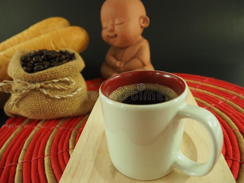 Amante del café express del café fotografía de archivo libre de regalías