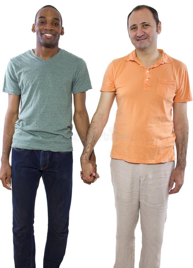 Amants gais photographie stock