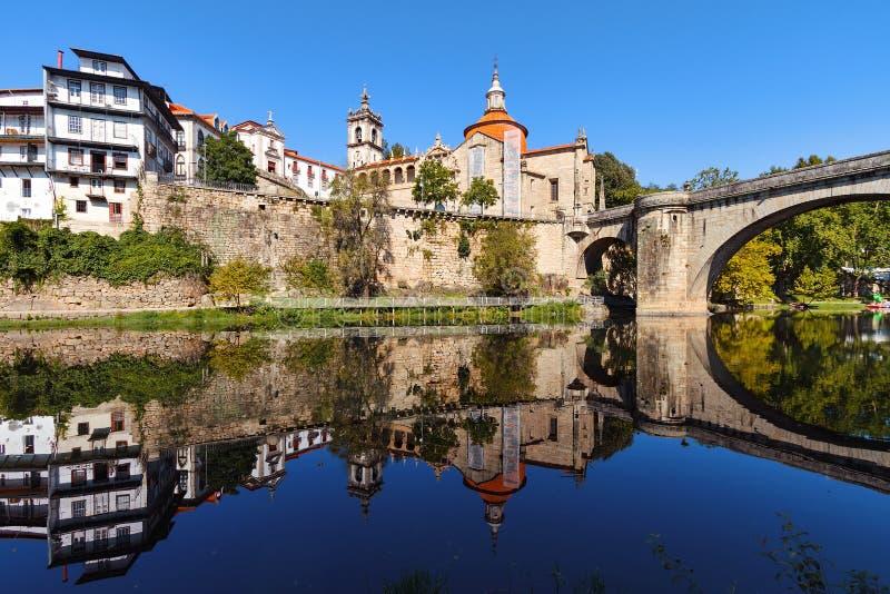 Amarante, Portugal fotografía de archivo libre de regalías