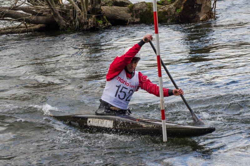 Download Daniel Galan imagem de stock editorial. Imagem de kayak - 29835174