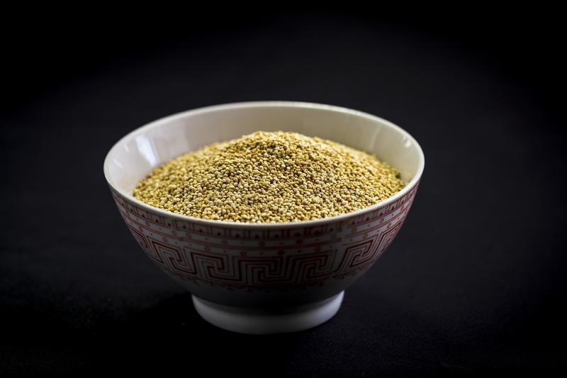 Amaranth An Ancient Grain With Impressive Health Benefits. royalty free stock photo