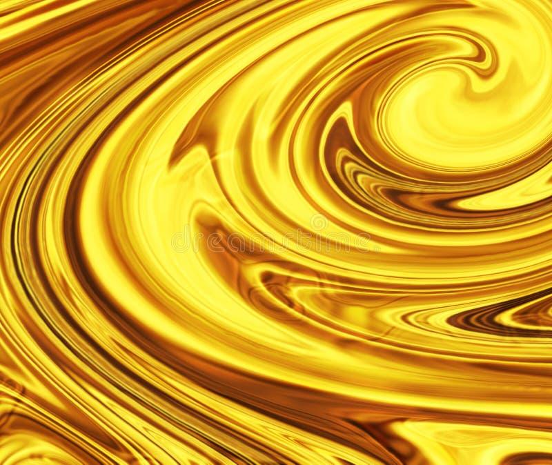 Amarelo ilustração do vetor