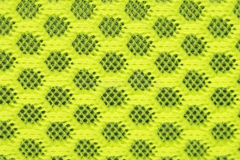 Amarelo, fundo da textura do favo de mel Fundo, textura fotos de stock royalty free