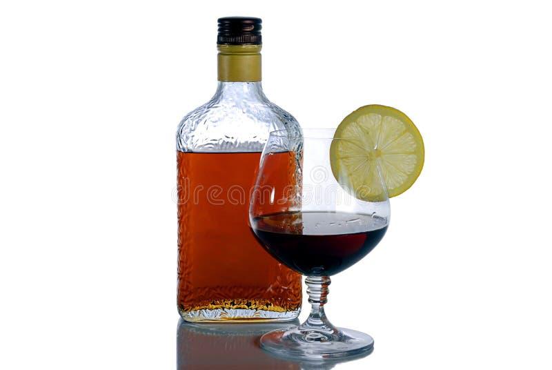 Amaretto (licor) fotografia de stock royalty free