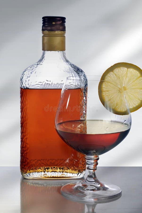 Amaretto (licor) imagens de stock