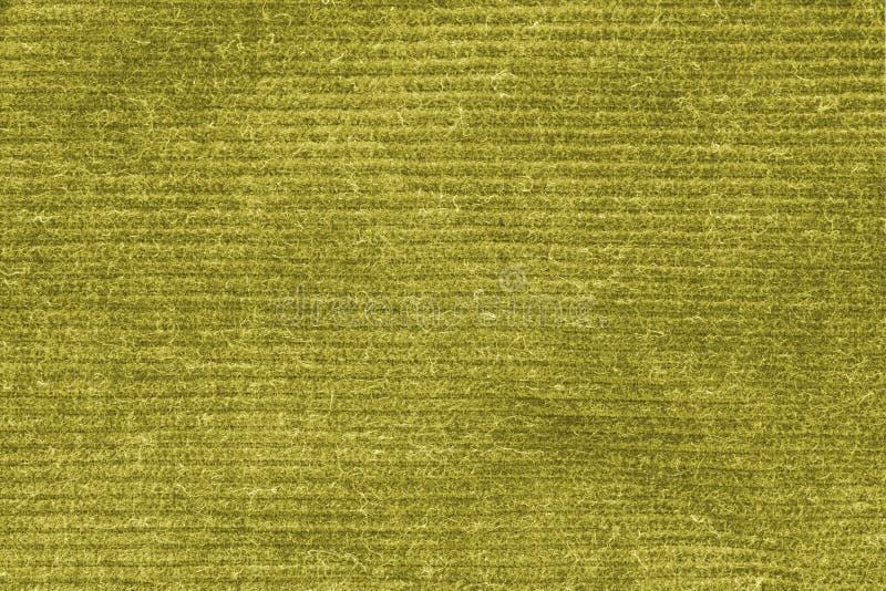 Amarillee la textura lavada de la alfombra, fondo blanco de la textura de la lona de lino foto de archivo