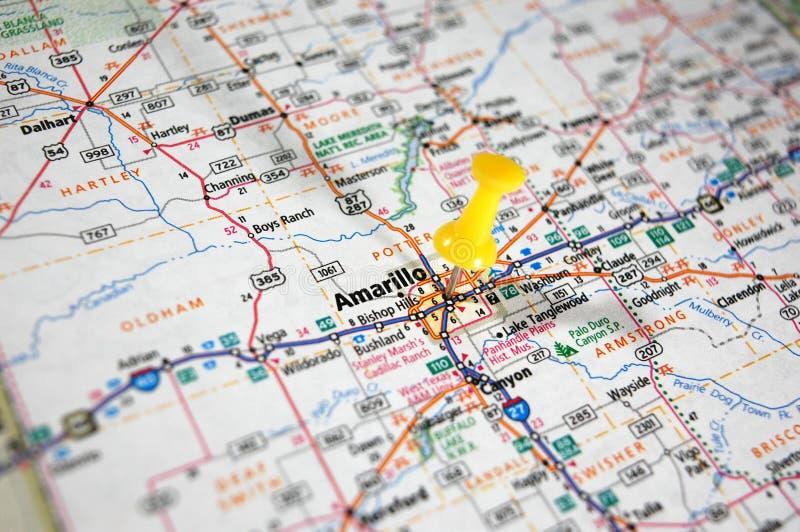 Amarillo, Texas stockbild