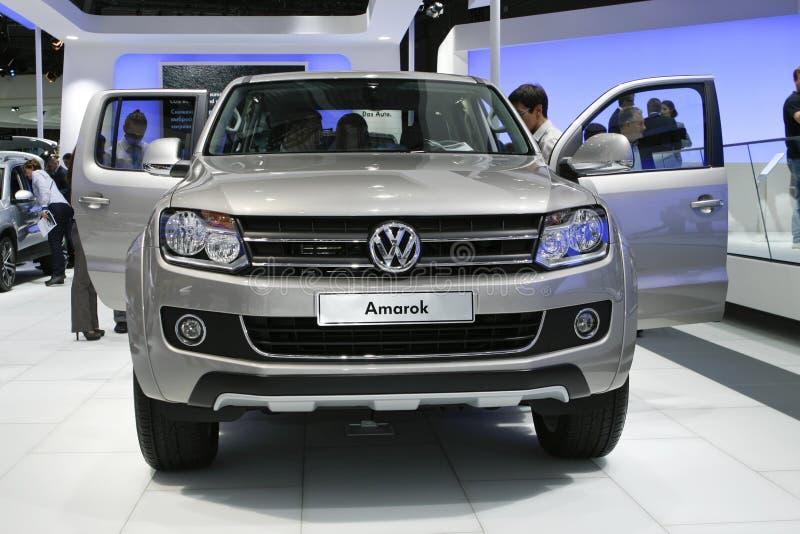 amarok Volkswagen obrazy royalty free
