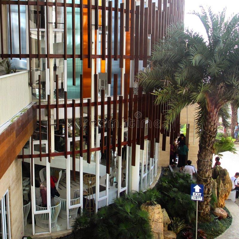 Amarta Hills Resort royalty free stock photos