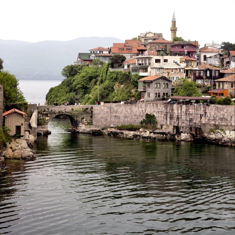 Amasra/Bartin/Turquia fotos de stock royalty free