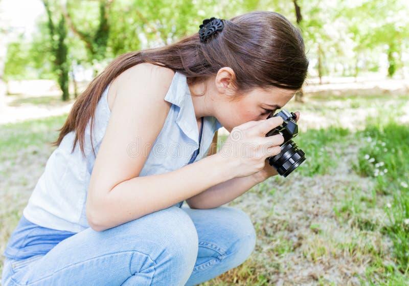 Amateurphotograph Nature stockbilder
