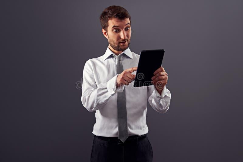 Download Amazed businessman stock photo. Image of person, amazed - 30003248