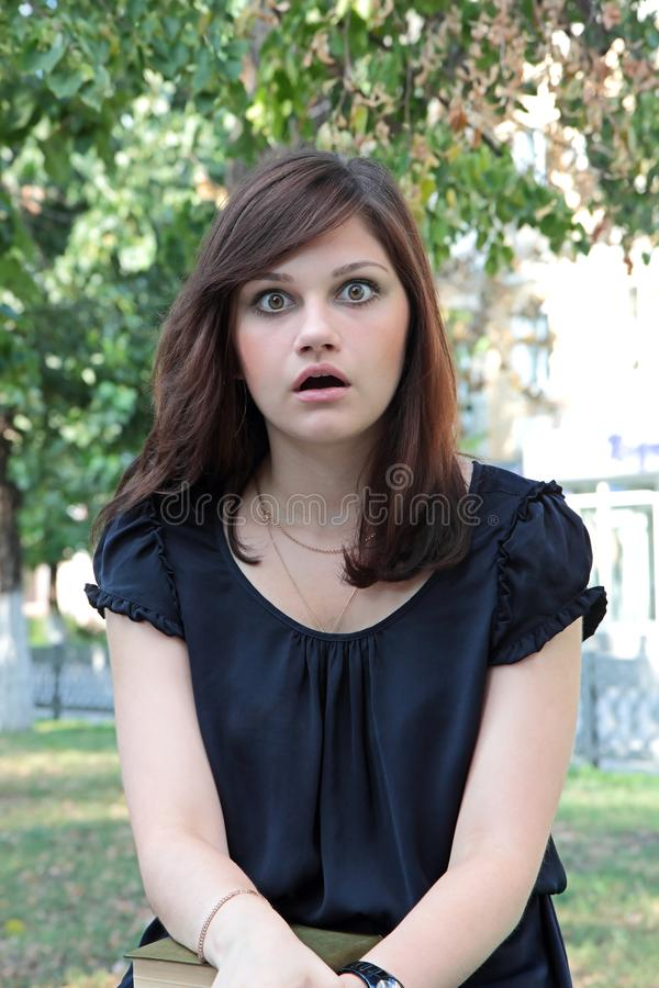 Download Amazed Girl Stock Images - Image: 27977314