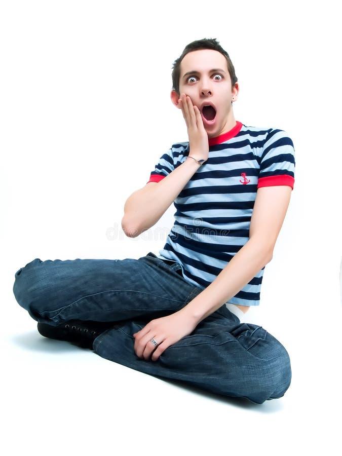 Download Amazed teenager stock photo. Image of urban, amazed, surprise - 4719178