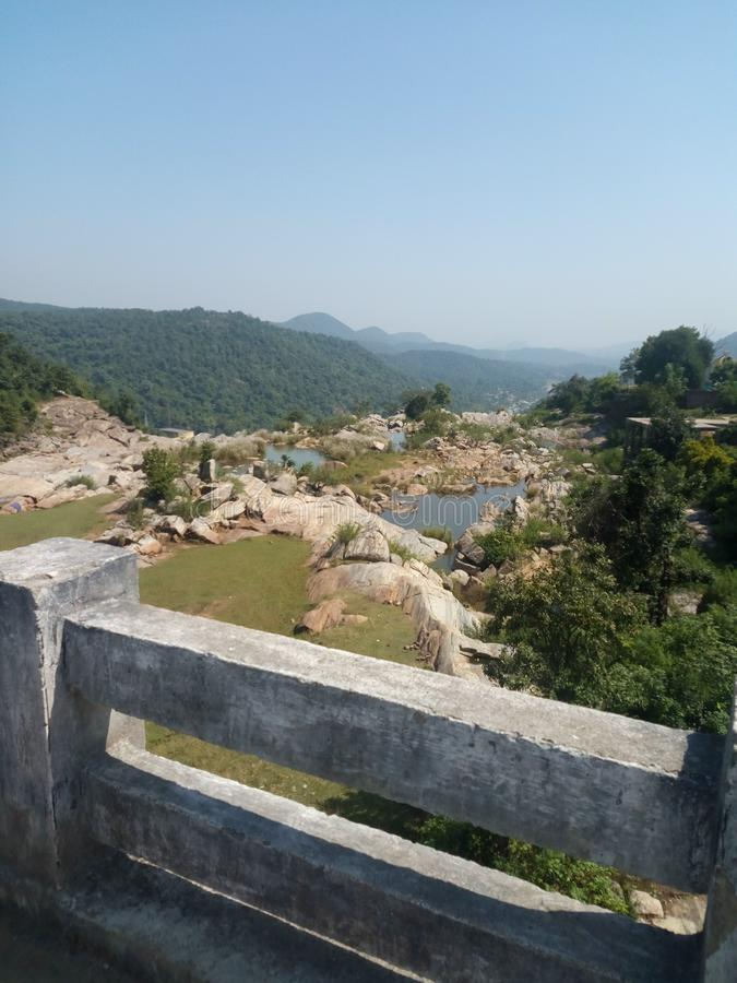 Amazing abd Nice Views In Ranchi stock photos