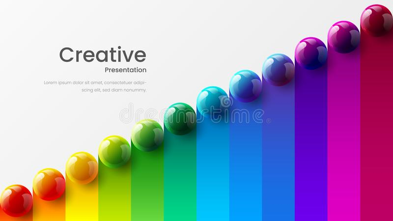 Abstract vector background template for poster, flyer, magazine, journal, brochure, book cover, landing page, banner design. vector illustration