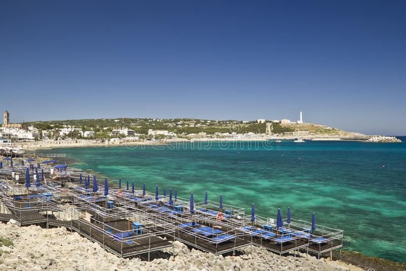 Download Amazing Beach At Leuca,landscape,panorama Royalty Free Stock Images - Image: 31471409