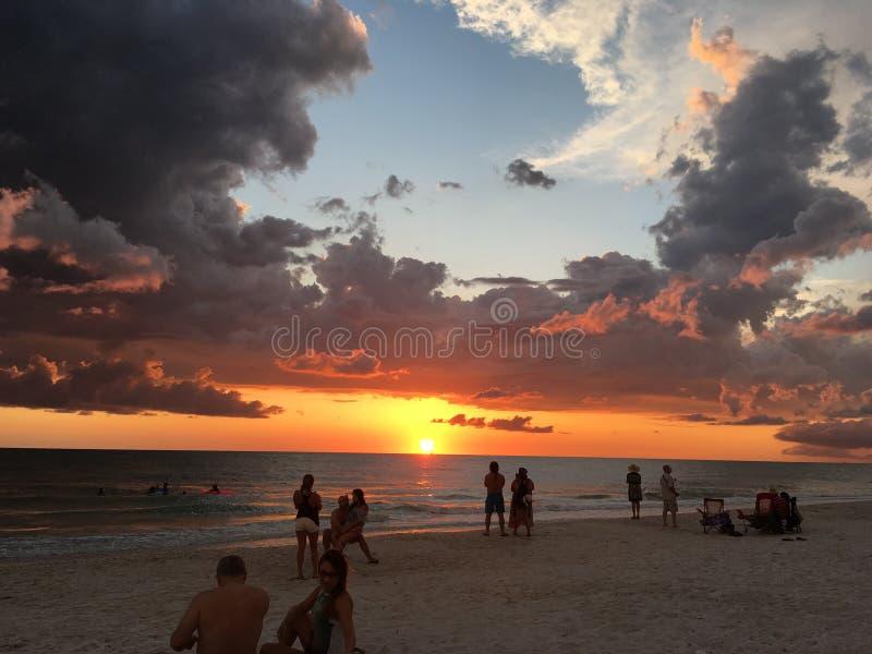 Amazing beach royalty free stock photography
