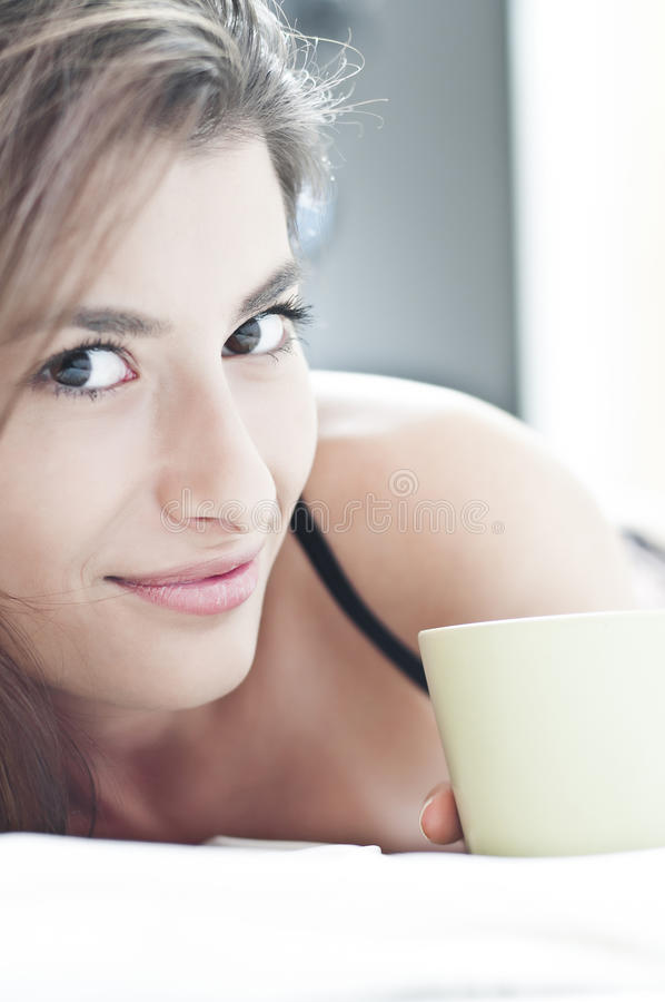 Download Amazing Eyes In The Morning Stock Image - Image: 21964155