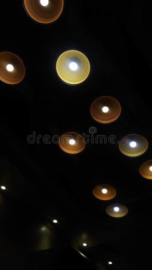 amazing lighting stock image