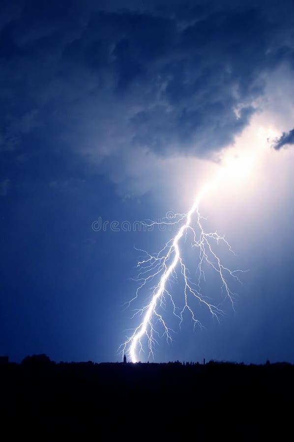 Download Amazing lightning bolt stock image. Image of bolt, blur - 2936121