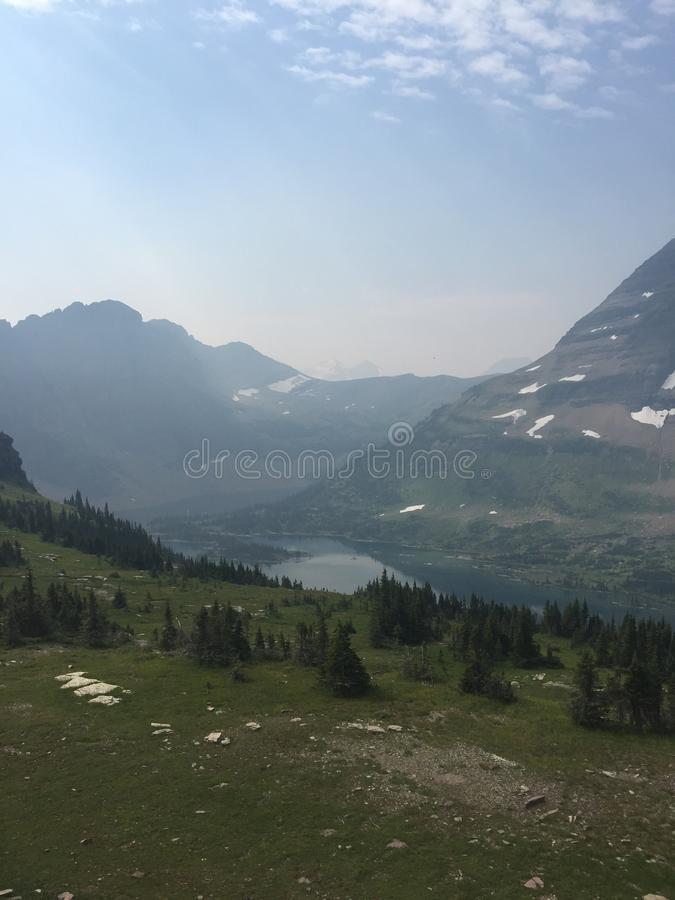 Amazing Montana views royalty free stock images
