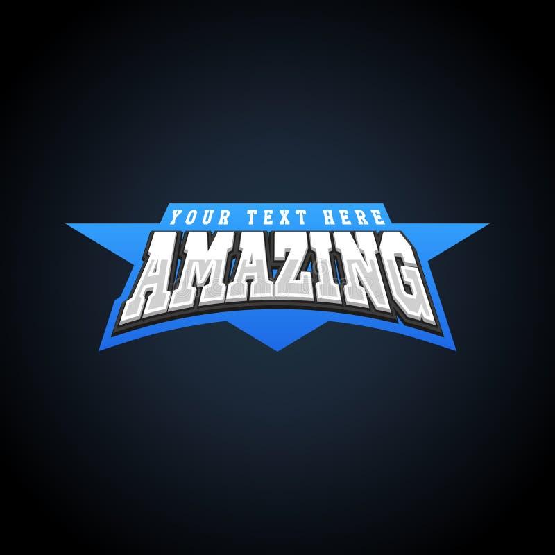 Amazing power full typography, t-shirt graphics, vectors. vector illustration