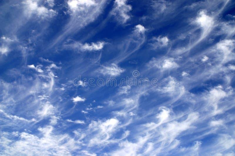 Amazing Sky royalty free stock photography