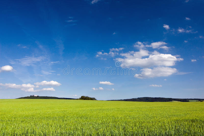 Download Amazing Spring/summer Countryside Royalty Free Stock Photos - Image: 25199148