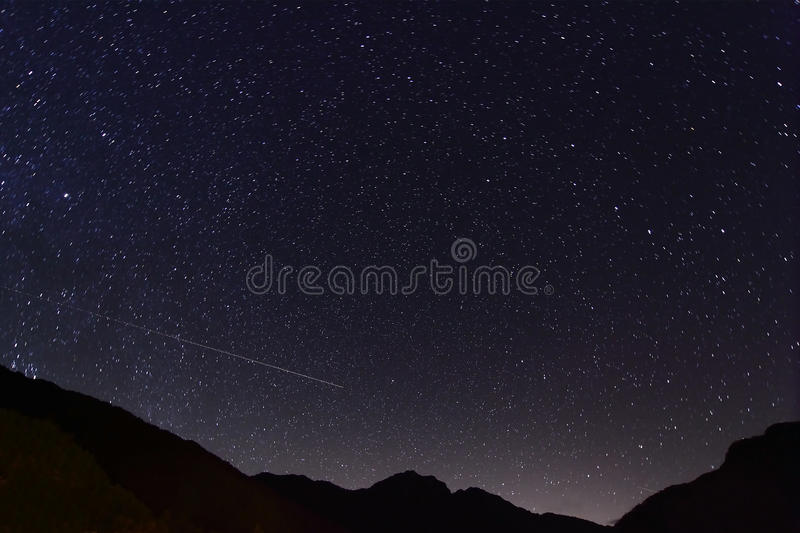 Download Amazing Star Night Royalty Free Stock Photography - Image: 19053757