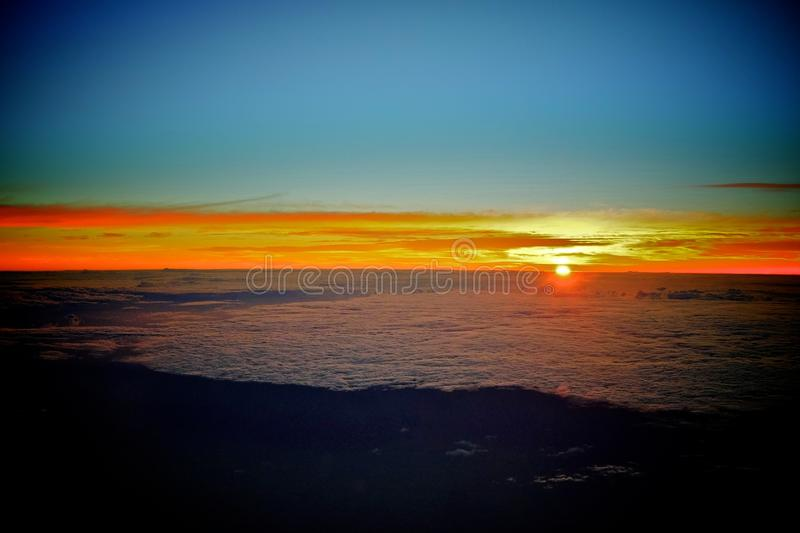 Download Amazing Sunrise From Heaven Royalty Free Stock Photography - Image: 35989927