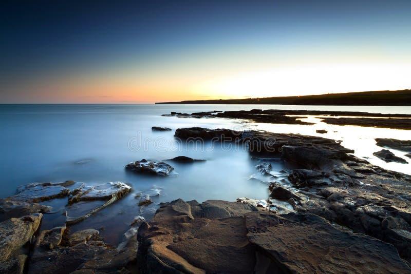 Download Amazing Sunset At Atlantic Ocean Stock Image - Image: 24920883