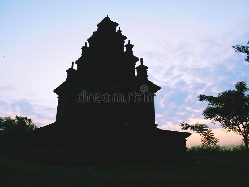 Amazing Temple royalty free stock image
