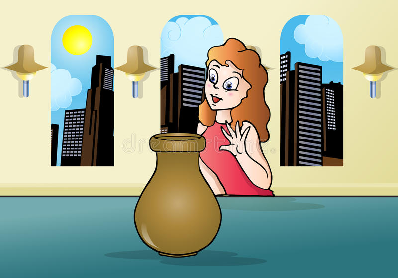 Amazing vase