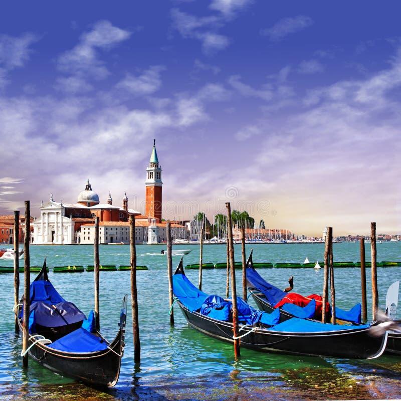 Amazing Venice royalty free stock photography