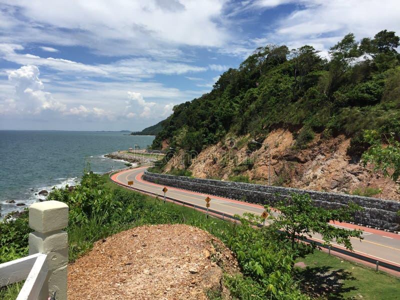 Noen Nangphaya Viewpoint stock image