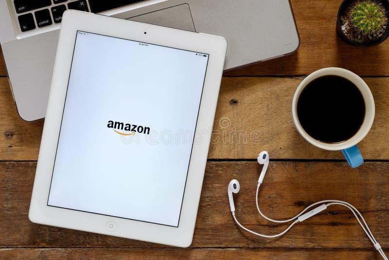 Amazon app immagini stock