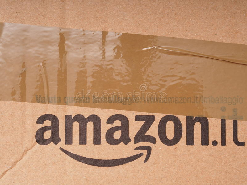Download Amazon editorial photo. Image of brown, package, nobody - 34090221