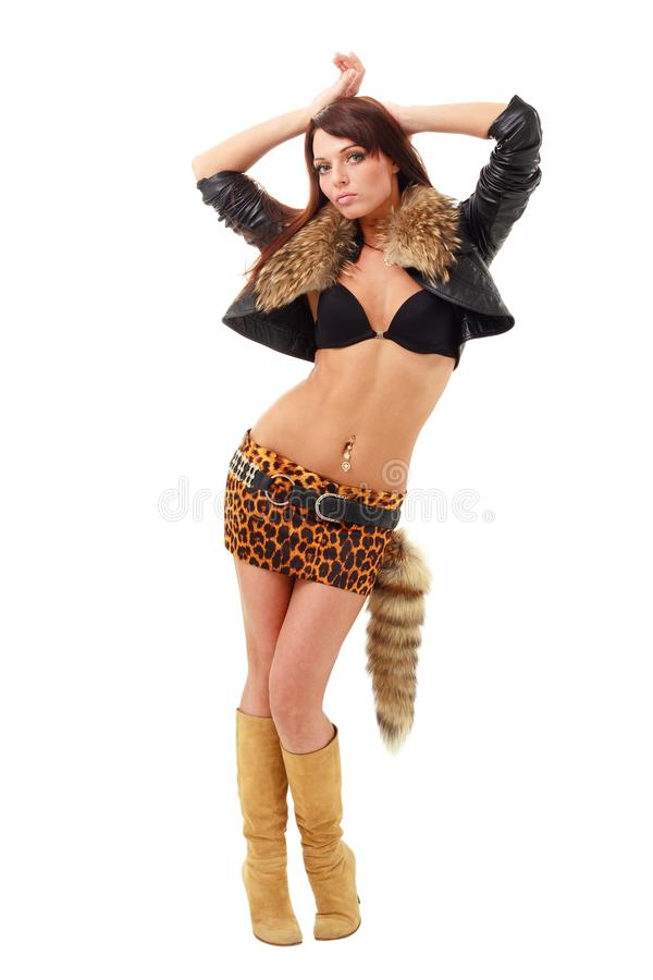 Download Amazonian stock photo. Image of pretty, glamour, lady - 12282912