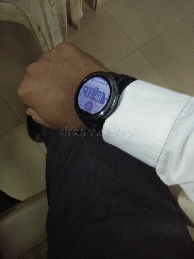 Amazonka zegarek obrazy stock