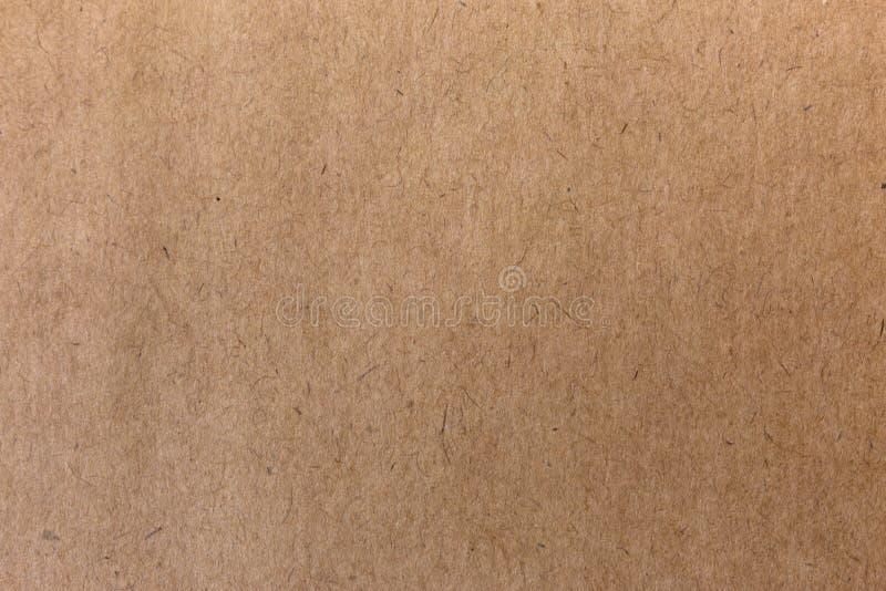 Ambacht oude document textuur Uitstekende ruwe achtergrond royalty-vrije stock afbeelding