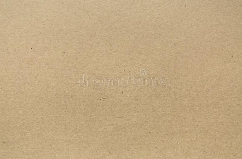Ambachtdocument textuur Kan als prentbriefkaar worden gebruikt royalty-vrije stock afbeelding