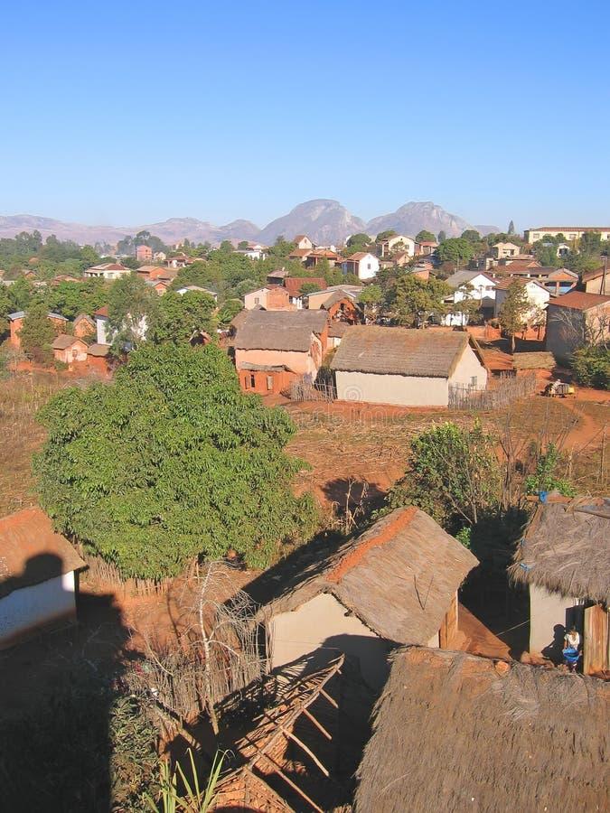 ambalavao magalasy wioski zdjęcia royalty free