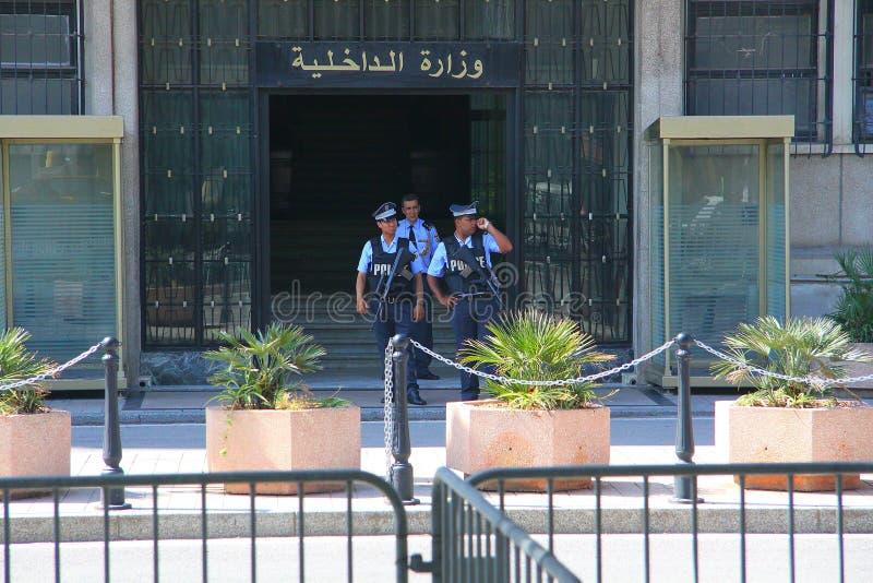 Ambasada Tunezja zdjęcia stock