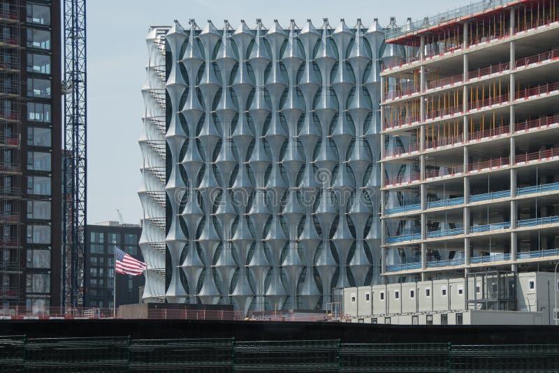 Ambasciata americana a Londra fotografie stock libere da diritti