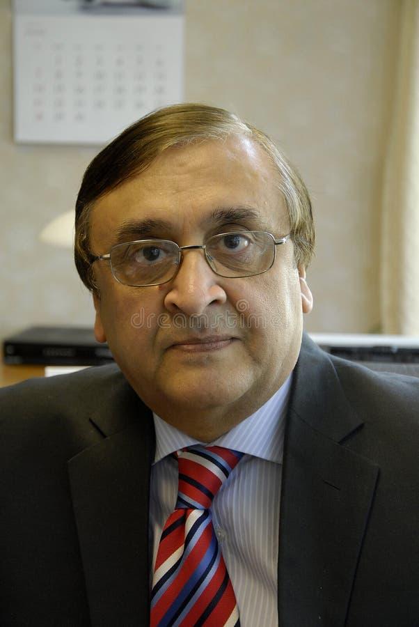 AMBASSADOR MASROOR AHMED JUNEJO. Hellerup/COPENAHGEN /DENMARK 25 June 2015_ H.E.Ambassaor Mr.Masrror Ahmed Junejo of Pakistan new amabssador to Denmark Embassry royalty free stock photos
